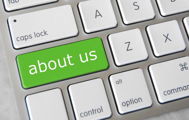 Strona O nas – jak powinna wyglądać