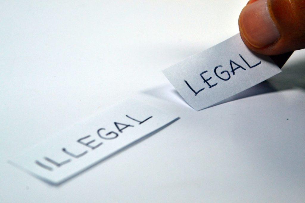 Copywriting a prawo